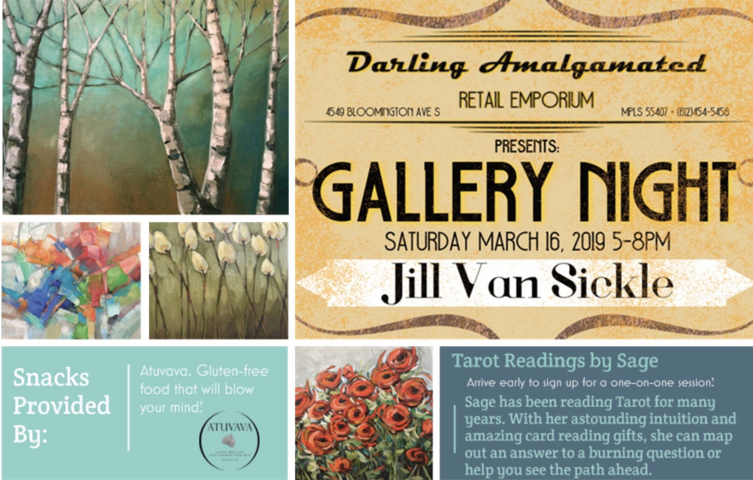 March 2019 – Darling Amalgamated Retail Emporium