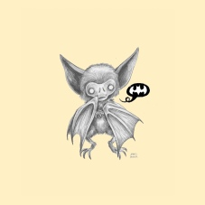 bat canvas
